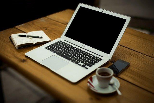een blog schrijven