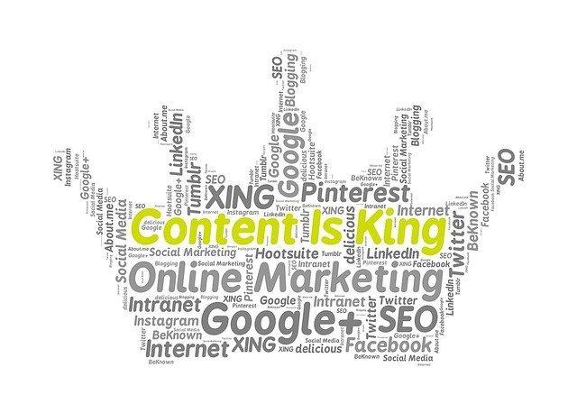 7 Belangrijkste vormen van Content Marketing [Strategie + Tips]