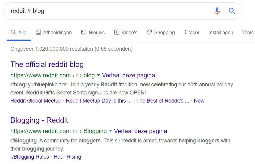 reddit r blog