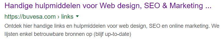 titel niet volledig getoond in google serp