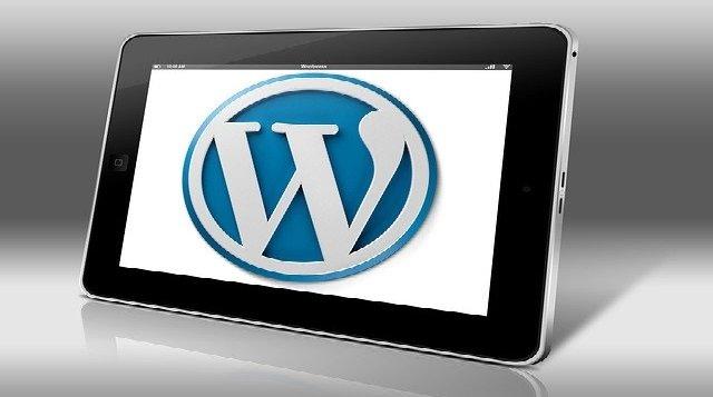 Zo open je een WordPress menu link in een apart tabblad