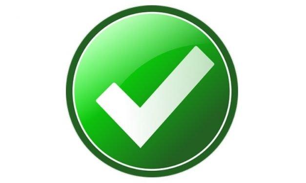 Check marks op je website plaatsen | HTML code van vinkjes