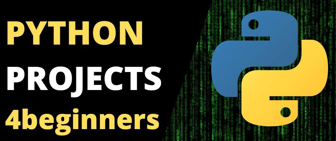 10 Python Projects voor beginners | Leer programmeren